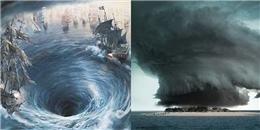 """Những """"tam giác quỷ"""" nuốt chửng tàu thuyền đáng sợ nhất thế giới"""