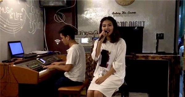 Vân Trang cover 'My everything' chúc mừng sinh nhật chồng sắp cưới cực đáng yêu