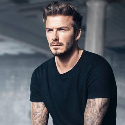 Nhìn lại vẻ quyến rũ của David Beckham qua 18 năm
