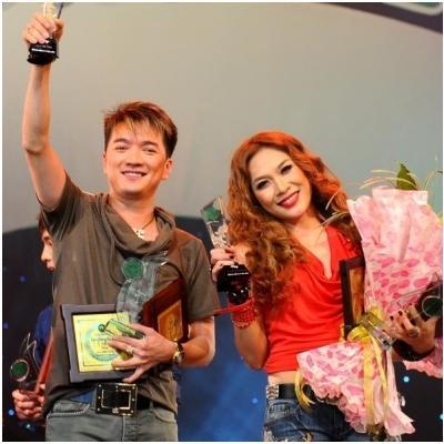 Mỹ Tâm, Mr.Đàm, Hà Hồ liên tục thống trị các giải thưởng âm nhạc