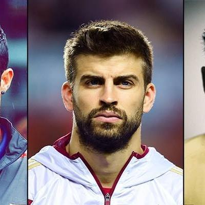 Những nam thần làng bóng đá quyến rũ nhất thế giới 2015