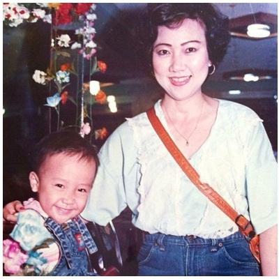Trấn Thành hào hứng khoe ảnh mẹ ngày trẻ giống hệt… Băng Di