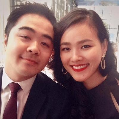 Khoảnh khắc ngọt ngào của siêu mẫu Tuyết Lan và bạn trai