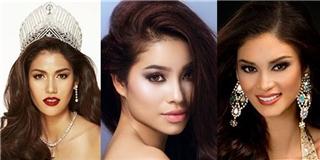 Phạm Hương là người đẹp châu Á được yêu mến nhất tại Miss Universe