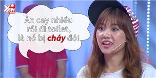 Những câu nói ''khó đỡ'' của Hari Won khiến fan phát cuồng