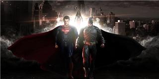 Cạnh tranh với Captain America, Batman đại chiến Superman lập tức  tung hàng