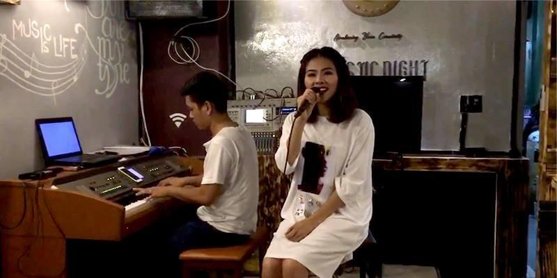"""Vân Trang cover """"My everything"""" chúc mừng sinh nhật chồng sắp cưới cực đáng yêu"""