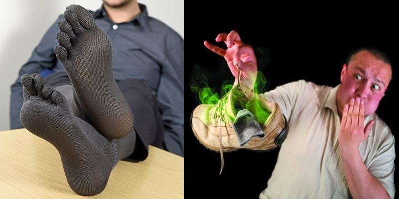 Phát minh độc đáo: Vớ chống mùi vĩnh viễn