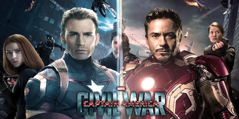 """Captain America đại chiến Iron Man trong trailer mới vì bảo vệ """"bạn trai"""""""
