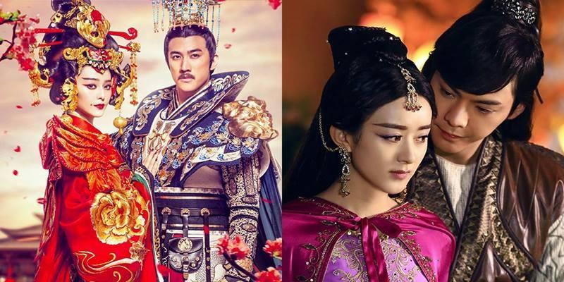 7 cặp  tình nhân màn ảnh  Hoa ngữ đẹp đôi nhất năm 2015