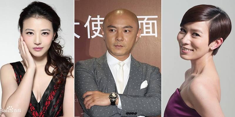 Số phận của dàn tiểu sinh, Hoa đán rời bỏ TVB ngày ấy