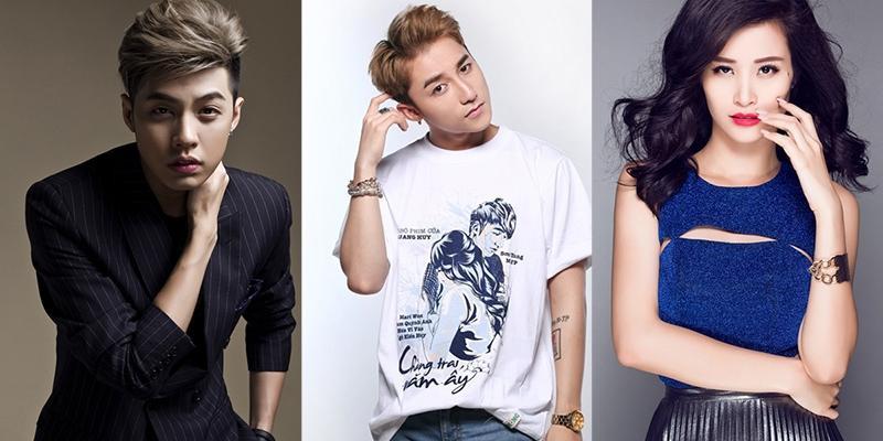 Loạt sao Việt thành công sau khi bị loại khỏi Vietnam Idol