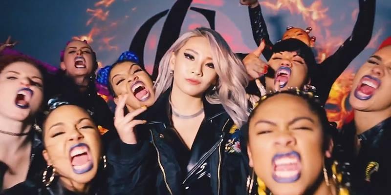 CL (2NE1) - Hello Bitches