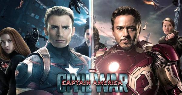 Captain America đại chiến Iron Man trong trailer mới vì bảo vệ 'bạn trai'