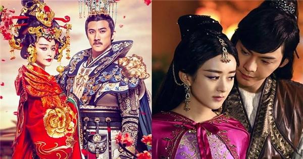 7 cặp 'tình nhân màn ảnh' Hoa ngữ đẹp đôi nhất năm 2015