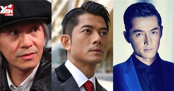 5 quí ông độc thân giàu có lắm người mê của Hoa ngữ