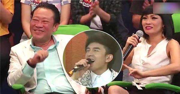Phương Thanh ''chết ngoạn mục'' vì không nhận ra giọng hát Đan Trường