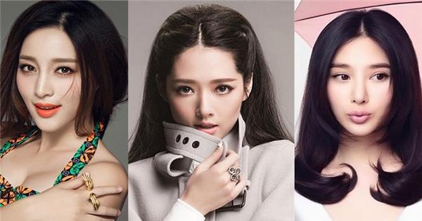 5 'nữ thần sắc đẹp' của làng giải trí Hoa ngữ vạn người mê