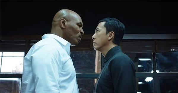 Diệp Vấn 3 tung 'teaser' kịch tính, quyết đấu với Mike Tyson