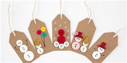 'Bùa hộ mệnh' handmade cực xinh cho mùa Noel