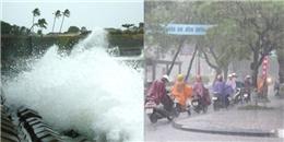 Bão Melor diễn biến phức tạp, nhiều hành khách mắc kẹt trên đảo Lý Sơn