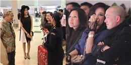 Thanh Lam tái hợp Quốc Trung, Huyền My được truyền thông Myanmar săn đón