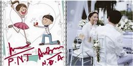 Phan Như Thảo khoe chồng đại gia tự tay chuẩn bị tiệc đính hôn