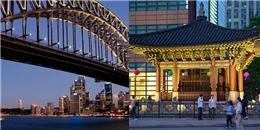 Top 10 thành phố lí tưởng cho du học sinh năm 2016