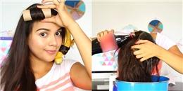 Rùng mình với những kiểu chăm sóc tóc kì lạ mà lại hiệu quả