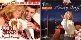 Những bài hát hễ nghe là thấy Giáng sinh tới