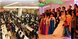 Ngỡ ngàng với nghề 'ăn cưới thuê' ở Hàn Quốc