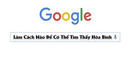 Người ta tìm gì trên Google nhiều nhất năm 2015?