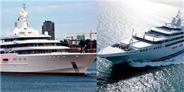 Xuýt xoa vẻ xa hoa của 10 siêu du thuyền sang trọng nhất thế giới