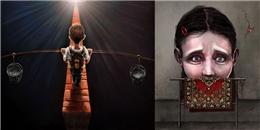 """Suy ngẫm trước bộ ảnh những sự thật """"phũ phàng"""" của thế giới hiện đại"""
