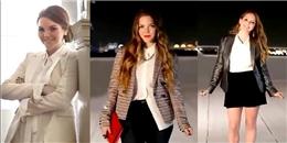 10 cách phối trang phục với sơ mi trắng cực chuẩn
