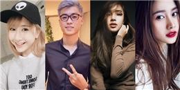 Instagram của hot teen nào được quan tâm nhất năm 2015?