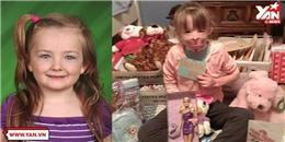 Nghị lực phi thường của cô bé 8 tuổi mất cả gia đình vì hỏa hoạn