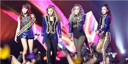 2NE1 bất ngờ tái hợp khiến fan Kpop thế giới 'đảo điên'