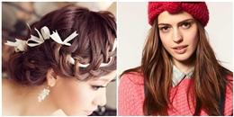 """Mẹo nhỏ """"chuẩn không cần chỉnh"""" cho mái tóc bết dính mùa đông"""