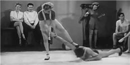 'Phát sốt' với clip dạy phụ nữ tự vệ từ cách đây... 70 năm