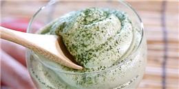 Cách làm bánh phô mai trà xanh không cần lò nướng