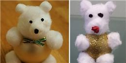 Sự thực phũ phàng khi tự tay làm đồ trang trí Giáng sinh