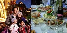 Vòng quanh thế giới với những món ăn truyền thống mùa Giáng sinh