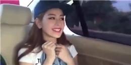 Chi Pu trổ tài hát nhép siêu dễ thương 'đốn tim' fan