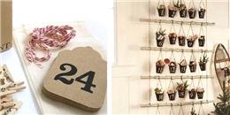 11 ý tưởng siêu ấn tượng làm lịch đón năm mới
