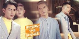 Hé lộ những chuyện bí mật trong hậu trường quay MV của 365