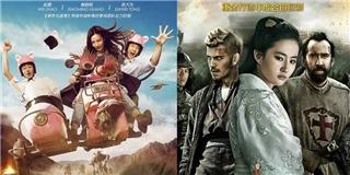 Phim của Triệu Vy, Lưu Diệc Phi bị coi là thảm họa điện ảnh 2015