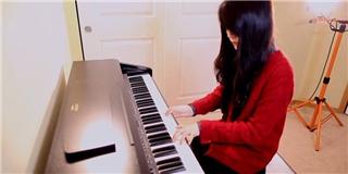 Nức lòng  với liên khúc giáng sinh qua tiếng đàn của An Coong