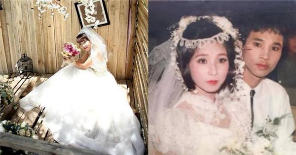 Cận cảnh nhan sắc cô dâu Việt 100 năm qua