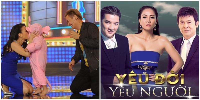 """Cẩm Ly """"cưỡng hôn"""" Ku Tin, Mr. Đàm """"bắt tay"""" với Thu Minh"""